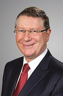 Denis Napthine 47th Premier of Victoria
