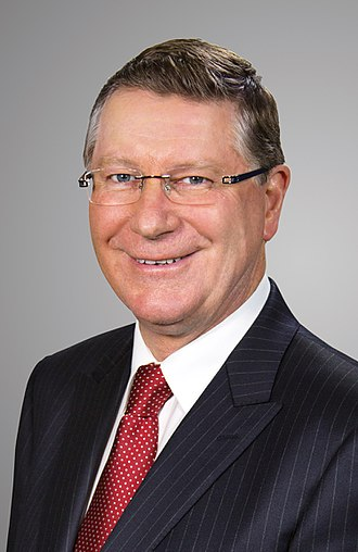 2014 Victorian state election - Image: Premier Denis Napthine