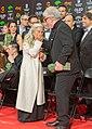 Premios Goya 2020 - Benedicta Sanchez y Almodovar 2.jpg