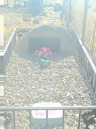 Sharlot Hall - Gravesite of Sharlot Hall
