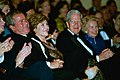 President George W. Bush and Mrs. Laura Bush Attend the 2003 National Book Festival Gala at the Library of Congress - DPLA - 1f910124756593797397ed1f73e50aed.JPG