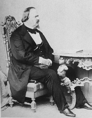 Prince Adalbert of Bavaria (1828–1875) - Image: Prince Adalbert of Bavaria (1828–1875)