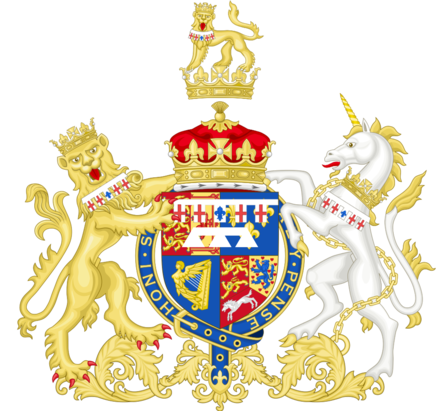 Arms of Prince William Frederick Prince William Frederick Arms.png