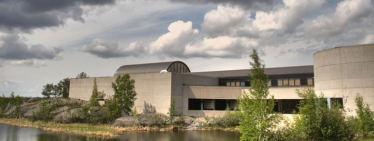 Prince of Wales Northern Heritage Center, Yellowknife, Territoires du Nord-Ouest