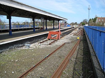 Princes Risborough railway station (4) - geogr...