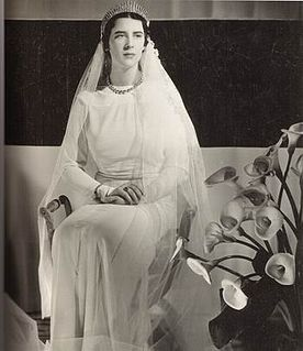 Princess Elizabeth of Greece and Denmark middle daughter of Prince Nicholas of Greece and Grand Duchess Elena Vladimirovna of Russia