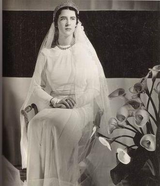 Princess Elizabeth of Greece and Denmark - Image: Princess Elizabeth of Greece