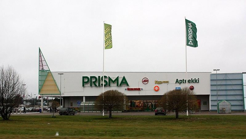 Prisma Raksila Oulu Oulu
