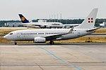 PrivatAir Germany, D-AWBB, Boeing 737-7CN(BBJ) (44389253291).jpg