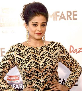 Priyamani Indian film actress