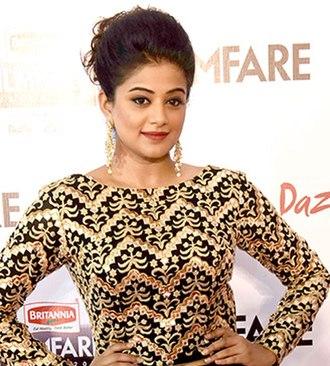 Priyamani - Priyamani at 62nd Filmfare Awards South (2015)