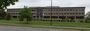 ProQuest - ProQuest headquarters 789 Eisenhower Pkwy., Ann Arbor, MI 48104