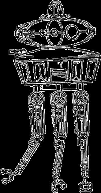 Droid (robot) - Probe droid