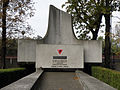Prochy Polaków pomordowanych w hitlerowskich obozach koncentracyjnych - Cmentarz Wojskowy na Powązkach (126).JPG