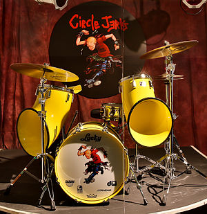 Lucky Lehrer - Lucky Lehrer drums at Hard Rock Casino LV