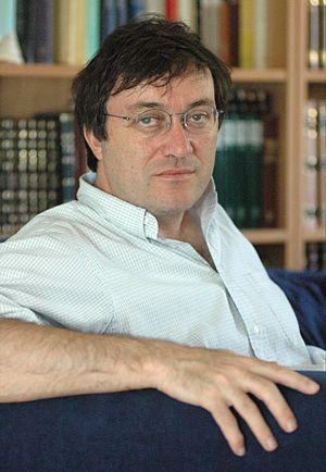 Moshe Halbertal - Moshe Halbertal in 2009.