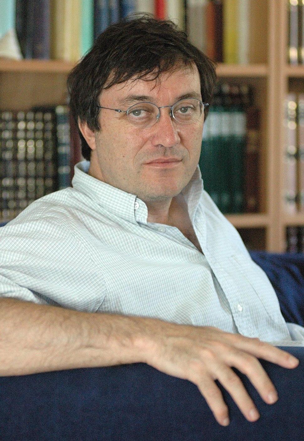 Professir Moshe Halbertal