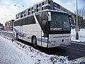 Prosecká, běloruský autobus.jpg