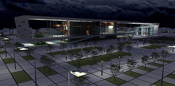 Proyecto urbanistico ecologico ciudad de buenos aires
