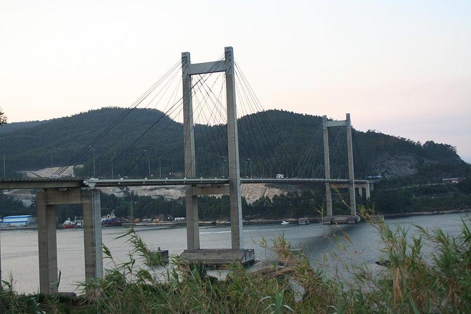 Puente de Rande - Atardecer