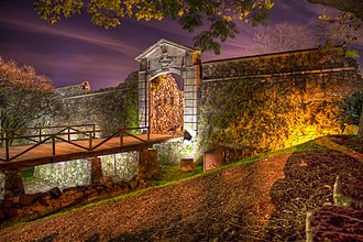 The historic colonial village of Colonia del Sacramento Puerta Ciudadela Colonia del Sacramento Fefo Bouvier.jpg