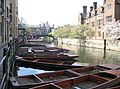Punts on the Cam - geograph.org.uk - 783956.jpg
