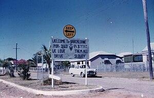 Barcaldine, Queensland - Barcaldine, 1962
