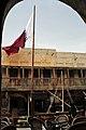 Qatari Flag at Souq Waqif (5537323909).jpg