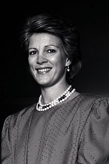 Queen Anne-Marie of Greece wife of King Constantine II of Greece