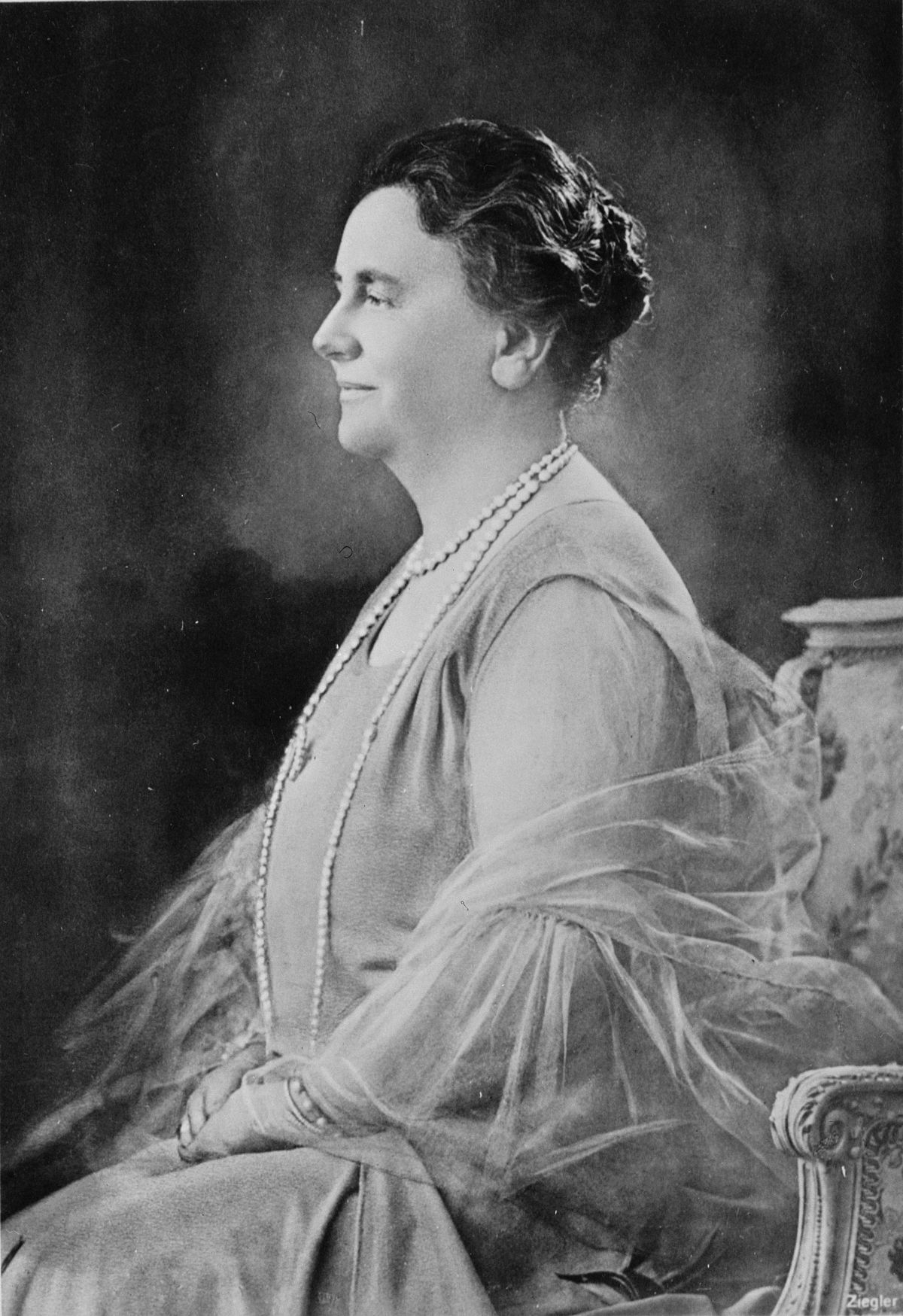 Regina Wilhelmina a Olandei în 1942