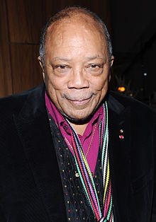 Quincy Jones mnamo 2014