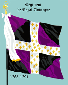 Image illustrative de l'article Régiment Royal-Auvergne