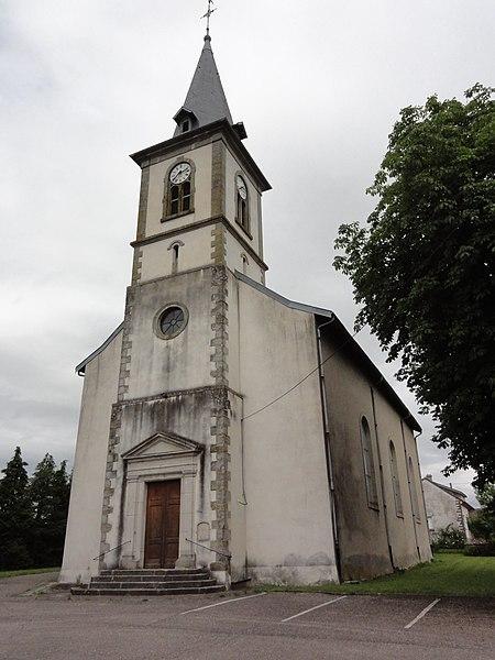 Réméréville (M-et-M) église