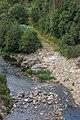 Río Umia xusto despois da presa de Caldas de Reis. Galiza C03.jpg