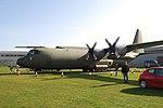 RAF Lockheed C-130 Hercules, RAF Museum Cosford. (6919486436).jpg