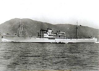 Italian auxiliary cruiser <i>Ramb III</i>