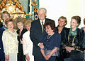 RIAN archive 765370 The President of the RF Boris Yeltsin with the famous Russian women in Kremlin.jpg