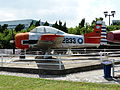 ROCAF T-28D 2833 Display at Aviation Museum 20130928c.jpg
