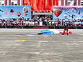 ROCA Dragon Team Flag Carrier Landed down Chih Hang Air Force Base 20130601.jpg