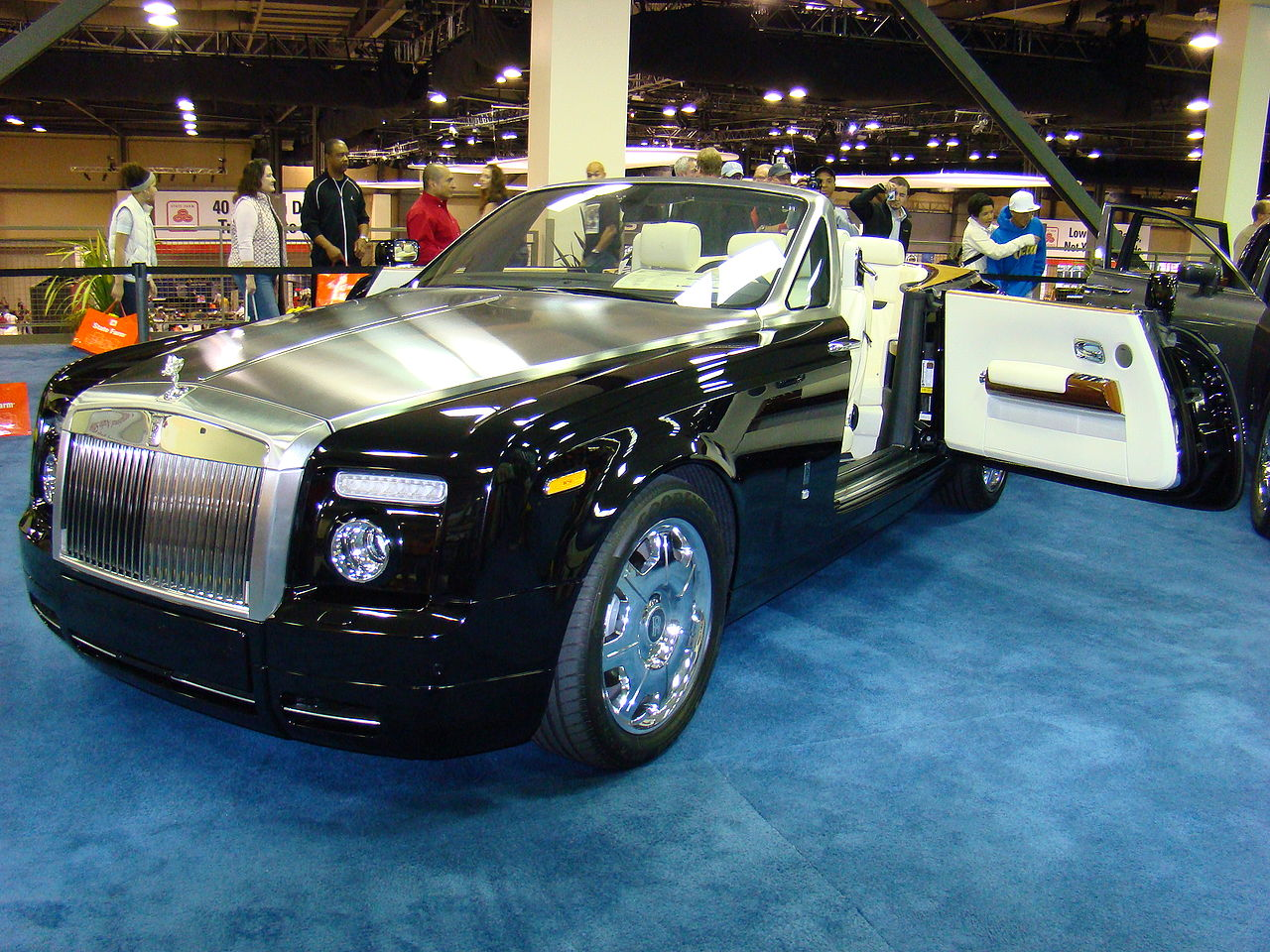 劳斯莱斯幻影 (Rolls-Royce Phantom) - wuwei1101 - 西花社
