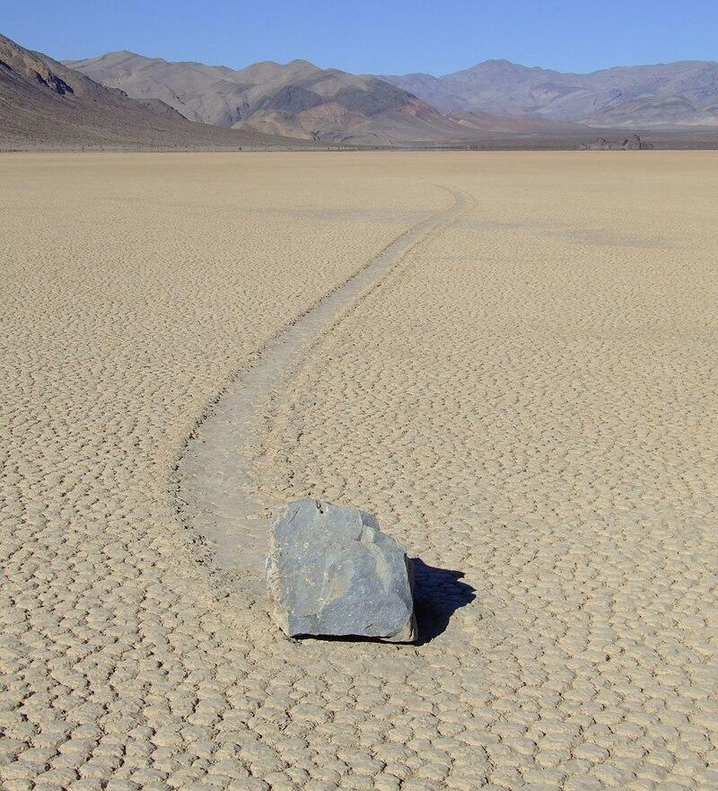 Racetrack Playa in Death Valley National Park.jpg