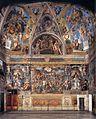Raffaello Sanzio - View of the Sala di Constantino - WGA18764.jpg