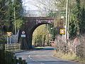 Railway bridge for disused line - geograph.org.uk - 1723507.jpg