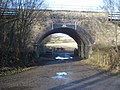 Railway bridge near Abcott - geograph.org.uk - 653814.jpg