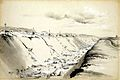 Railway construction at Tring, Original watercolour 1837.jpg