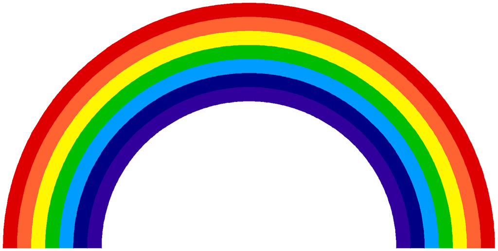 Image Result For Free Printable Rainbow