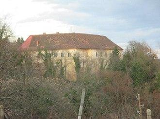 Raka Castle - Image: Raka grad 2
