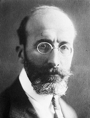 Menéndez Pidal, Ramón (1869-1968)