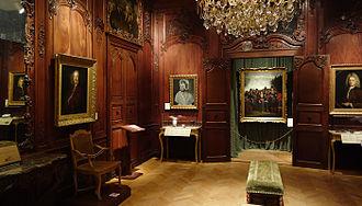 Château Ramezay - Ramezay salon