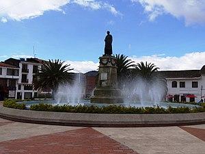 Ramiriquí - Image: Ramiriqui 05